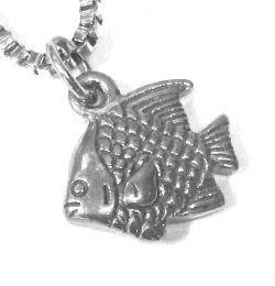Přívěsek z chirurgické oceli ryba