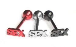 Piercing sex