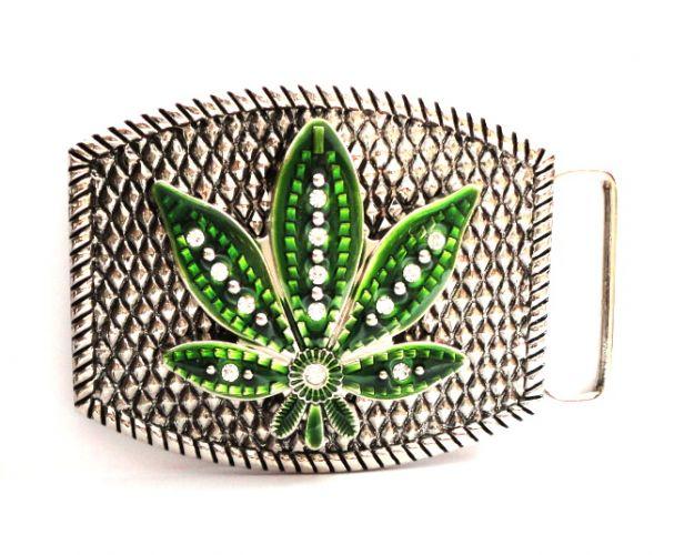 Spona na opasek marihuana
