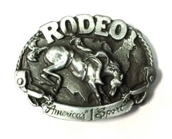 Spona na opasek rodeo