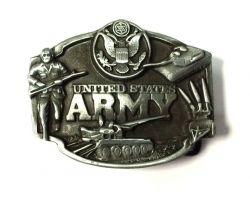 Spona na opasek US army