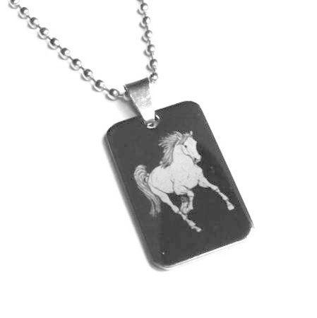 Přívěsek kůň