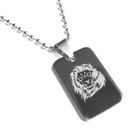 Přívěsek lev