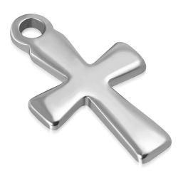 Přívěsek z chirurgické oceli mini křížek