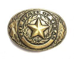 Spona na opasek Texas