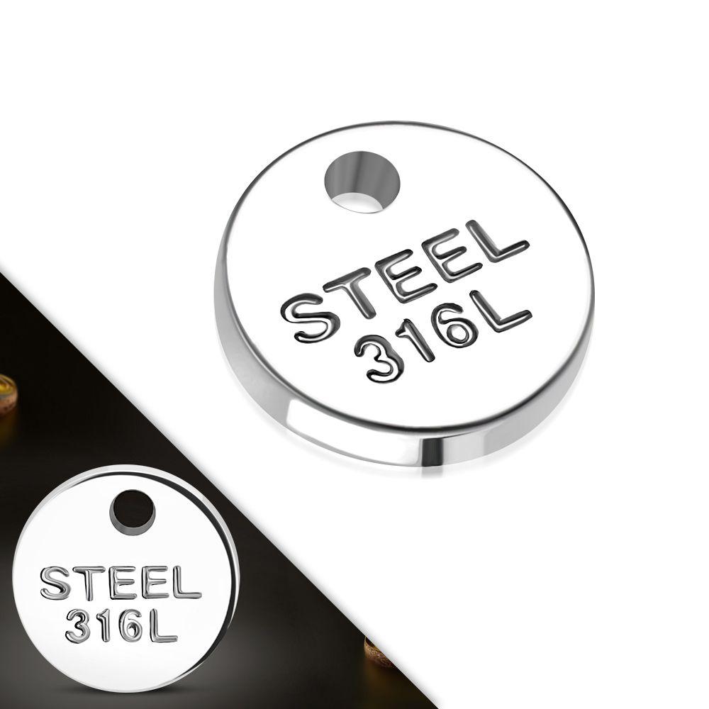 Přívěsek steel