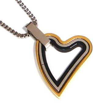 Přívěsek srdce