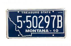 Americká SPZ - Montana